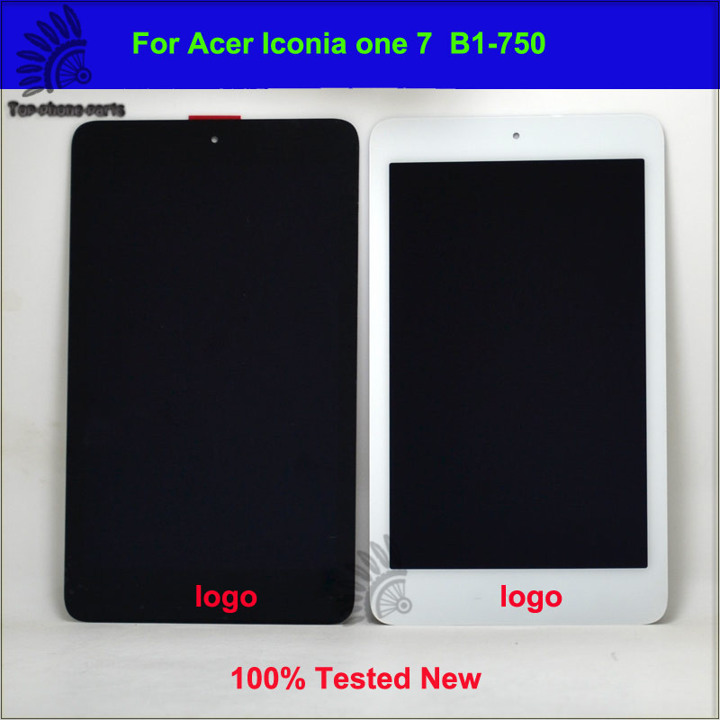 For Acer Iconia one 7 B1 750 B1-750 Lcd Screen Display Monitor + Digitizer Touch Screen with 100% Guarantee<br><br>Aliexpress