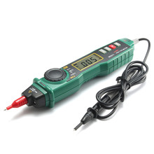 Pen Type Digital Multimeter Multitester MS8211 Electric Handheld Meter Tester DMM Non-contact Voltage NCV Detector with probe