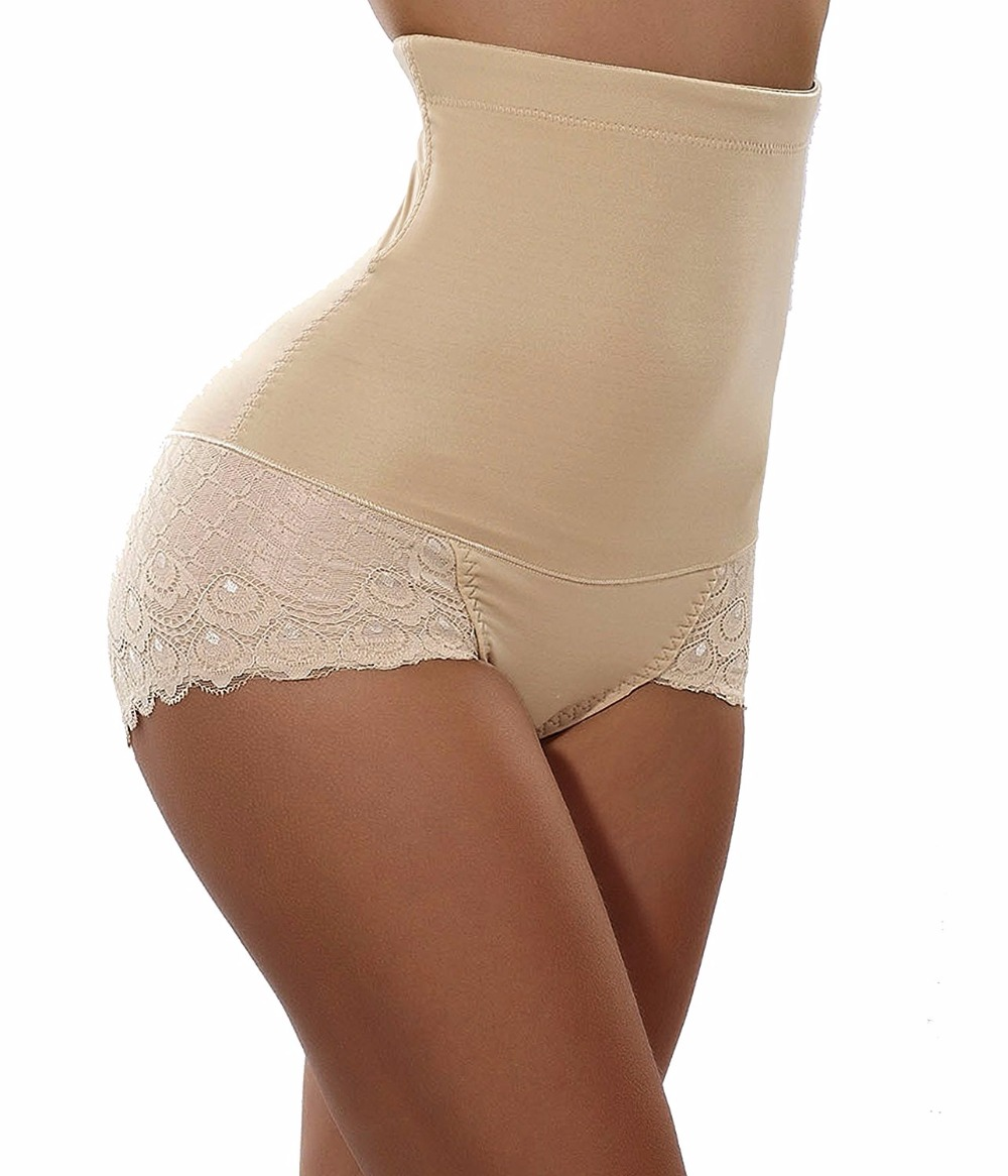 Miss Moly Invisable Body Shaper High Waist Tummy Control Panty Slim Butt lifter Waist Trainer 6