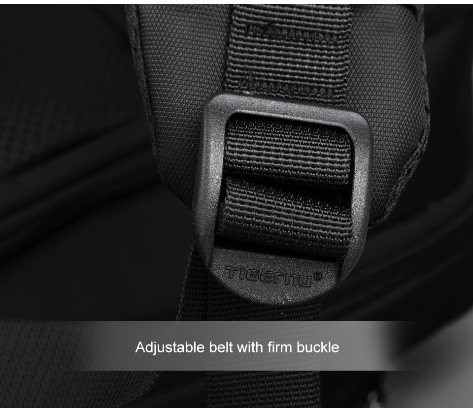 24.Adjustable belt with firm buckle