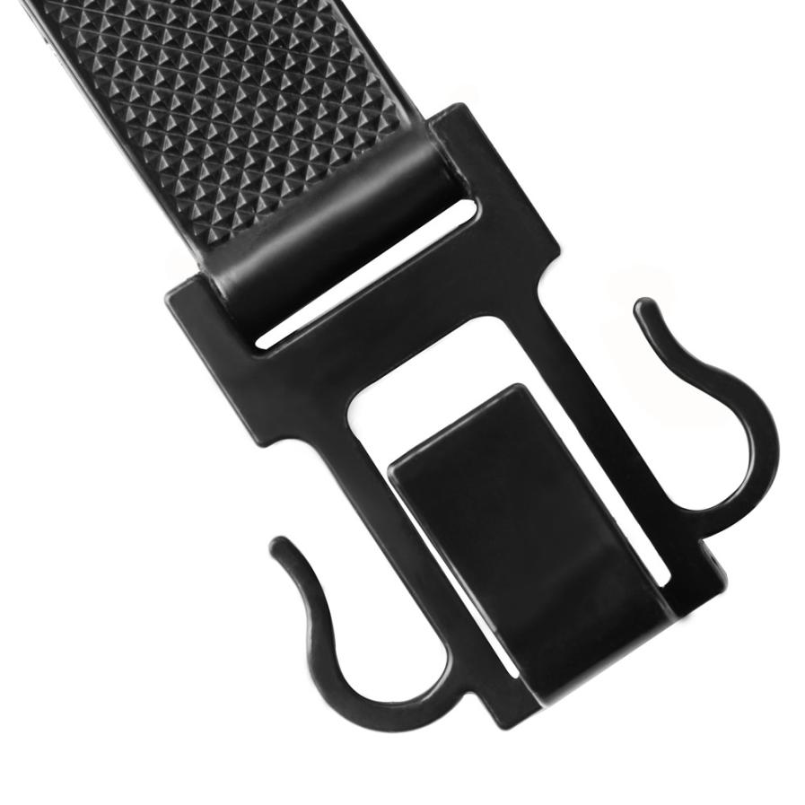 Free Shipping for Portable Car Seat Hanger with Three Hooks for Shopping Bags, Purse