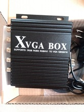 new and original  Industrial video converter XVGA BOX/RGB to VGA RGBS to VGA -RGBHV to VGA GBS-8219