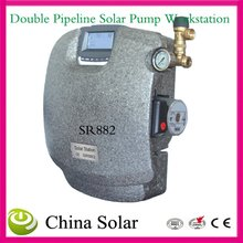 Solar Pump Station SR882,Solar water heating system  controller and workstation free shipping send you manual after you inquiry