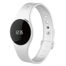 Mifone L16 Smart Bracelet Bluetooth 4.0 IP67 Touch Control Smartband Fitness Tracker Sleep Monitor Call Reminder for Android iOS(China)