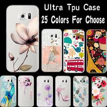 Note5 Cases For Samsung Galaxy S6 S6 edge Plus A7 2016 J5 J5008 Cover Soft TPU Phone Case Shell Summer Cool Sweet Watermelon Hot