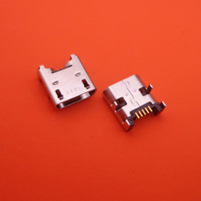 50pcs/lot micro mini 5Pin USB jack socket Connector dock plug repair replacement for ASUS FonePad K004 Tablet PC acer iconia tab