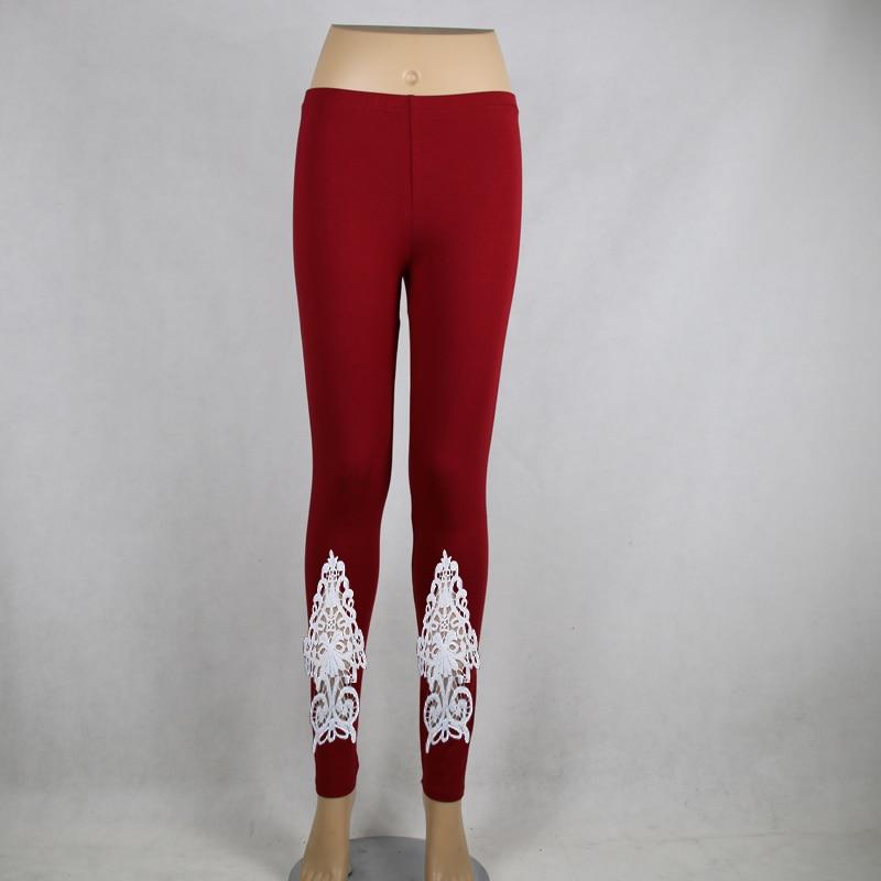 Femme Coton Leggings Pleine Longueur Tailles Plus SM ML XL 2XL 3XL