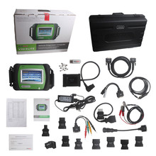 100% Original AUTOBOSS V30 Elite Auto Diagnostic Scanner One Year Free Update Online DHL Fast Shipping