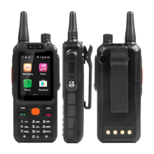 Origiaal F25 2.4 Inch Display 4G LTE Signal Booster phone Quad Core Zello Android Walkie Talkie PTT SmartPhones(China)