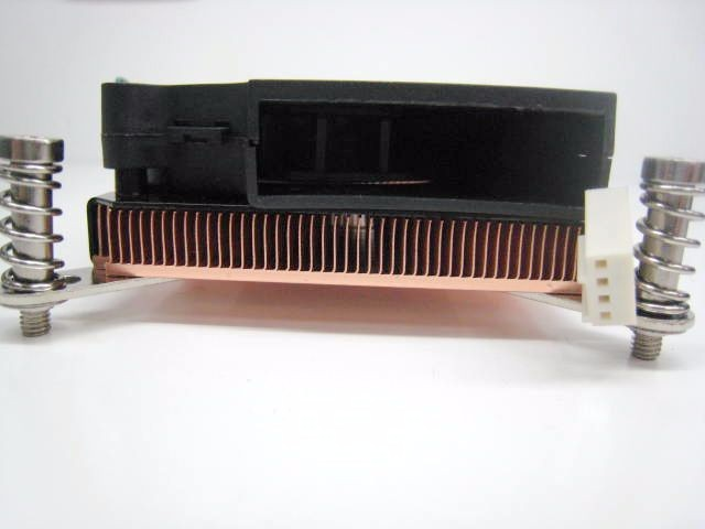 1u 1356 needle 1366 needle radiator cpu fan copper worm gear cooling fan cpu heatsink<br>
