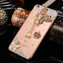 For apple iphone 7 7Plus 2017 Luxury Bling Diamond Style Cell Phone Case Shell cover for iPhone 5 5S SE 5C 6 6s 6SPlus 4 4S