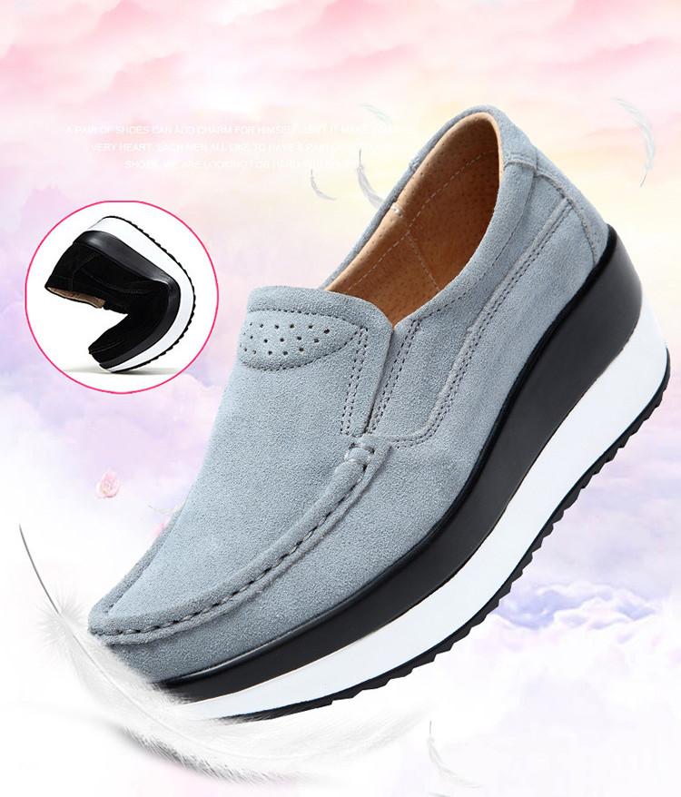 HX 3213 (2) Autumn Platforms Women Shoes