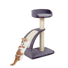 Cat Toys House Scratching Post Wood Climbing Pet Cat  Furniture Kittens Sisal Scratch Board Toy Furniture Scratcher Cat Tree