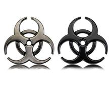 5 Pieces Biohazard crisis Resident Evil umbrella Sticker Agents of SHIELD Car Emblem Styling Decoration Car Decals Accessories(China)