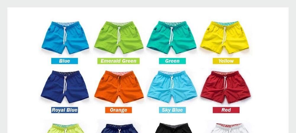 Aimpact Quick Drying Men's Board Shorts Popular Men's Jogger Short Fashion Sexy Men's Board Short PF55 Men Shorts Drop Shopping 12
