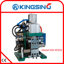 Semi-auto Cable Stripping Twisting  MachineKS-W335  + Free Shipping by DHL air express( door to door service)