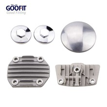 GOOFIT Motorcycle Cylinder Head Cover Sets for 125cc ATV Dirt Bike & Go Kart k074-039