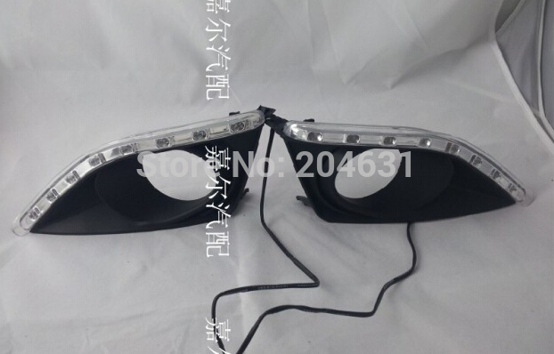 LED DRL Daytime Running Light for Toyota COROLLA 2006-2009 reliable Quality,Nice Apperance, Reduce the crash possiablity Fast ai<br><br>Aliexpress