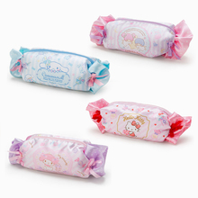 50pcs/lot Lovely Candy Styles Melody Hello Kitty Little Twin Stars Outgoing Comestic Bags Girls Birthday Gifts(China)