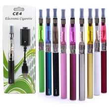 Quality Ego CE4 Electronic Cigarette Blister Pack Rechargeable Battery Atomizer Charger E Cig Kits FAST Delivery 650/900/1100mAh