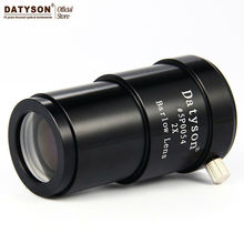 2x Barlow Lens 1.25'' Fully Metal 2 Times Magnification Astronomical Telescope Eyepiece Ocular