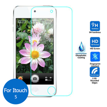 For Apple ipod touch 4 5 6 Tempered glass Screen Protector 9h Safety Protective Film On Itouch 4th 5th 6th generation