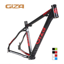 Giza Ghost 3 MTB Bicycle 6061 Aluminum Alloy Frame 26 wheel 16 & 18 inch BB68mm Mountain Bike(China)