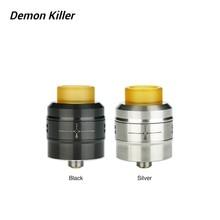 Original Demon Killer Sniper RDA Tank 25mm RDA Squonker Rebuildable Drip Atomizer w/ BF Pin Dual Coil Vape Mod vs Drop RDA