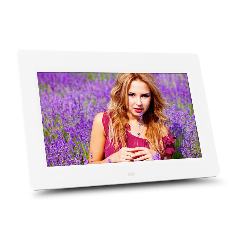 10 inch LCD Digital Photo Frame High Definition Electronic Album Suport Alarm Clock MP3 MP4 Movie Play Remote Control (8)