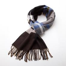 Free Shipping Fashion Mens Thin Intimation Cashmere Scarf Warm Tassel Infinity Scarves For Man High Quality Male Pashmina Shawls