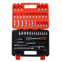 Buy New 53 Tools Set Car Fix Tools Multifunction Household Home Use Hand Tools Professional Combination Repair kits Universal for $32.33 in AliExpress store