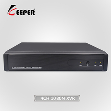 Buy KEEPER 1080N 4 Channel AHD Hybrid DVR Surveillance Video Recorder Support TVI CVI AHD CVBS IP Camera for $40.43 in AliExpress store