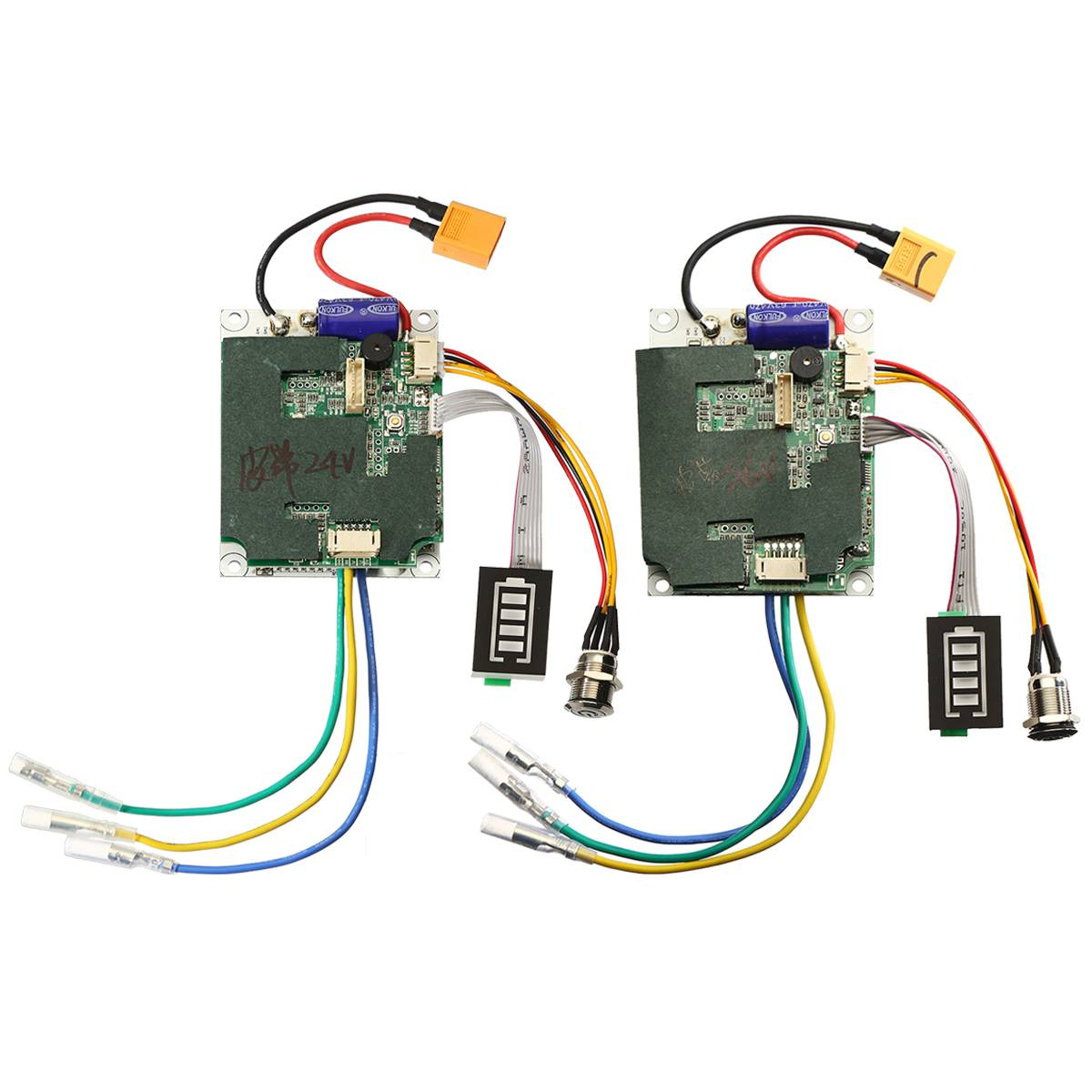24/36V Single Belt Motor Electric Skateboard Controller Longboard ESC Substitute Parts Scooter Mainboard Instrument Tools 34