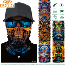 Custom Above 700 Style 3D Design Cycling Headband Face Mask Bike Scarf Bandana Fabric Multifunctional Seamless Tube Headband(China)