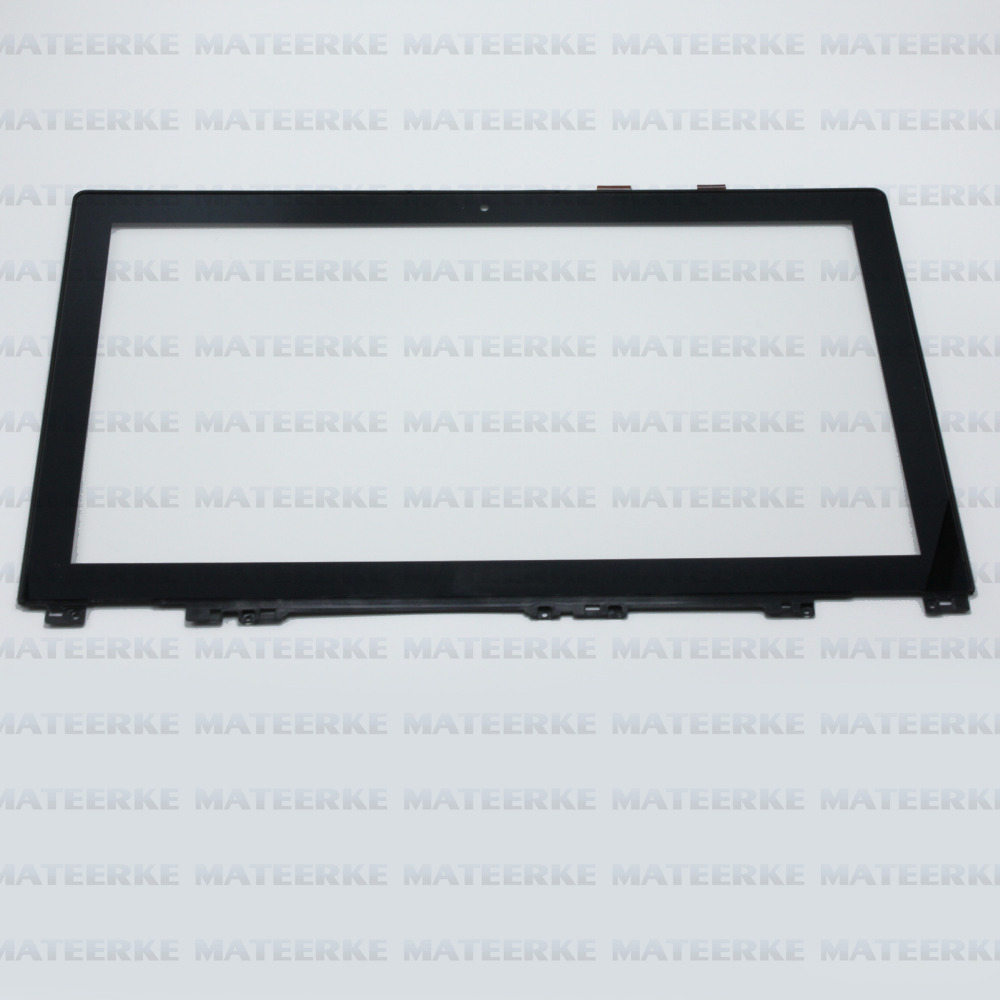 (With Frame) Original 15.6 For Lenovo IdeaPad U530 Touch Screen Glass Digitizer Replacement<br><br>Aliexpress