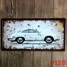 30X15CM Old Car Vintage Home Decor Tin Sign for pub Wall Decor Metal Sign Vintage  Art Poster Retro Plaque\Plate