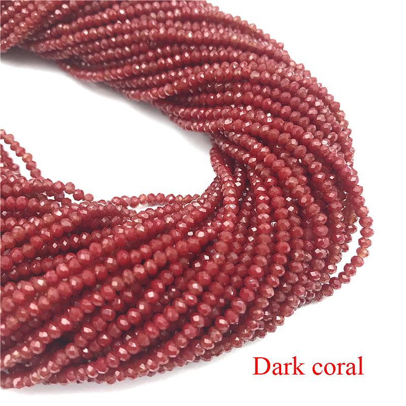 rondelle beads bulk lot beads beads strand faceted beads 1 Strand Rose Quartz 3-4mm Faceted Rondelle Beads 13