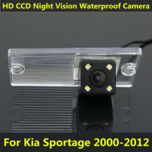 For Kia Sportage 2000 2001 2002 2005 2006 2007 2008 2009 2010 2011 2012 Car CCD Night Vision Backup Rear View Camera Waterproof