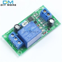 DC 12V Conduction NE555 Delay Timer Switch Adjustable Time Delay Relay Module AC 250V 10A DC 30V Connect Module