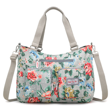 Buy SOTY 2018 New Fashion Handbags Nylon Flowers Shoulder Crossbody Bags Women bag Floral soft small bag Messenger Bags Casual Tote for $18.53 in AliExpress store