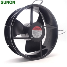 Sunon A2259-MBL TC.GN 25489 250mm 220V metal frame cooling fan(China)