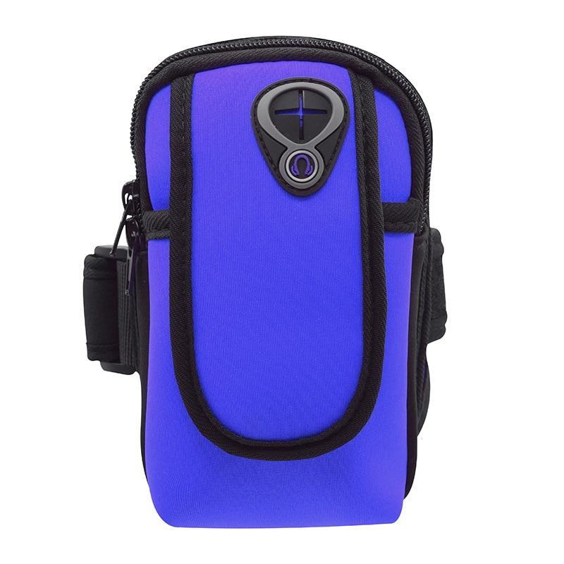 fitness mobile phone arm bag