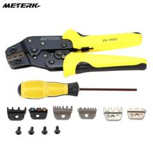 4 In 1 Cable Wire Stripper Cutter Crimper Automatic Multifunctional Crimping Stripping Plier Tools Electric(China)