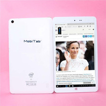 Glavey 8 inch Windows tablet Intel Atom Z3736F Android 4.4 2GB/32GB windows 8.1 IPS 1920 x 1200 super slim(China)