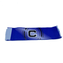 Football Captain Armband Arm Bands Soccer Skippers Armbands Polyester Hockey Rugby Sports Adjustable Games Tournament - Automall Store store