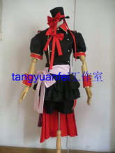 Black Butler 2 Kuroshitsuji Ciel strawberry cosplay costume(China)