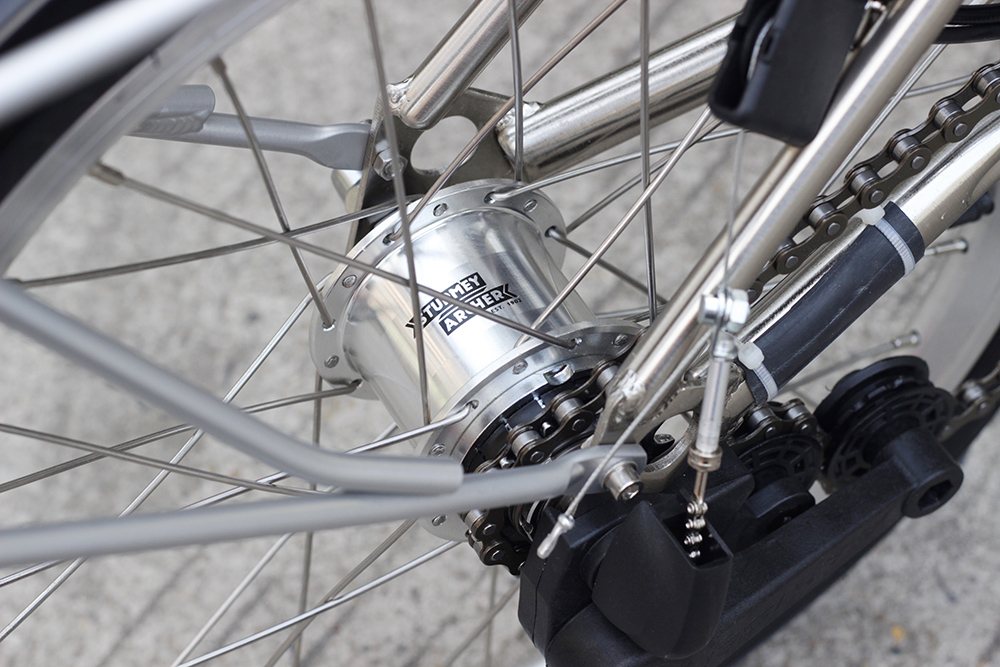 3sixty folding bike brompton 7
