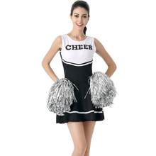 Halloween Carnival Costume Cosplay  Cheerleading Costumes Set Sporty Role Play Women Clothing Costume Dress Fashion DW41040