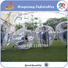 Nice Quality For Columbia ,1.5m TPU Bubble Soccer Football, Loopy zorb ball, inflatable human hamster ball For Outdoor Games