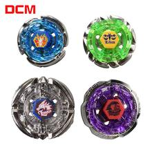 Toupie Beyblade Metal Beyblade 4d Launcher Grip Top Set Rapidly Spiner Fight Masters fidget spinner kids Beyblade Toys for Sale(China)